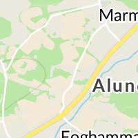 Alunda Landbad Simhall, Alunda