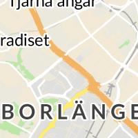 Willys Borlänge, Borlänge