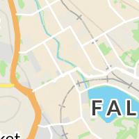 Hagströmska Gymnasiet Falun, Falun