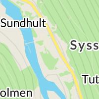 Torsby Kommun - Kommunförråd Sysslebäck, Sysslebäck