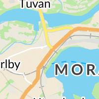 S R Dalarna Radio Dalarna, Mora