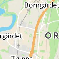 Räddningstjänst Brandförsvar, Orsa