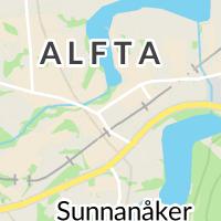 Alftaskolan, Alfta