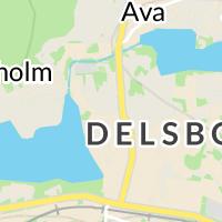 Delsbo Fritidsgård Fritidslokal, Delsbo