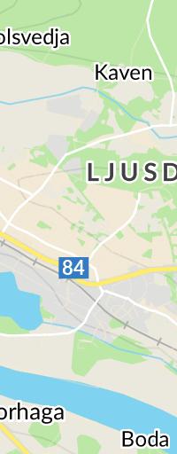 Beroendecentrum Ljusdal, Ljusdal