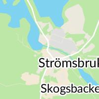 Kustleden Turism, Strömsbruk