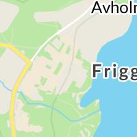 Friggesundsskolan, Bjuråker