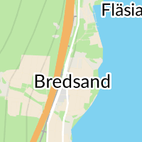 Coop Bredsand, Sundsvall