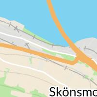Cementa Depå, Sundsvall