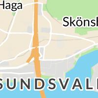 Sundsvalls Kommun - Äldreboende Bruksgården, Sundsvall