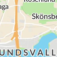Hellbergsskolan, Sundsvall