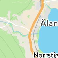 OKQ8 Älandsbro, Älandsbro