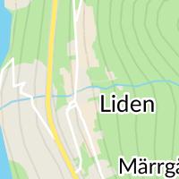 Region Västernorrland, Liden