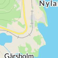 Nylandsskolan, Nyland
