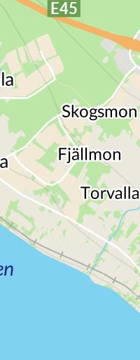 Östersunds Kommun, Östersund