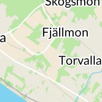 Östersunds Kommun - Korttidshem Falken, Östersund