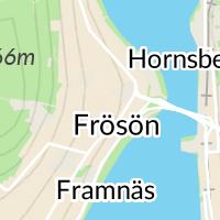 Östersunds Kommun, Frösön
