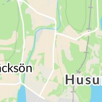 Folkets Hus Husumgården, Husum