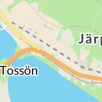 Järpens Sporthall Simhall Badhus, Järpen