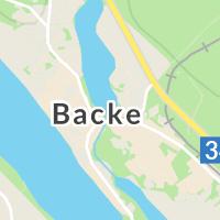 Strömsunds Kommun, Backe