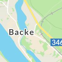 Strömsunds Kommun - Idrottsplats Backe, Backe