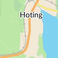 Hotingtravet, Hoting