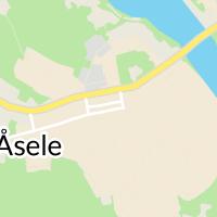 Coop Åsele, Åsele