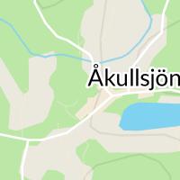 Åkullsjöns skola, Robertsfors
