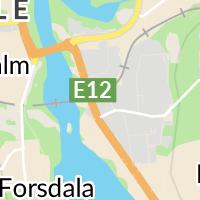 Auto-Blå AB, Lycksele