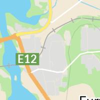 Norrmejerier Samdistributionsterminal, Lycksele