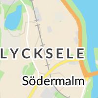 Skellefteå Kraftaktiebolag - Kontor Lycksele, Lycksele
