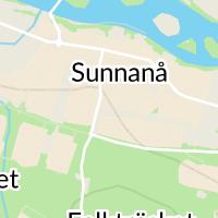 Skellefteå Pastorat - Sunnanå Kyrka, Skellefteå