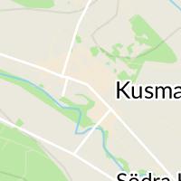 Salong Lotta, Kusmark