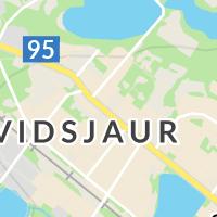 Lantmäteriet Bd Län, Arvidsjaur