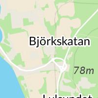 Ormbergsskolan, Luleå