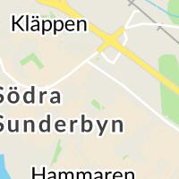 Sunderby idrottsplats, Södra Sunderbyn