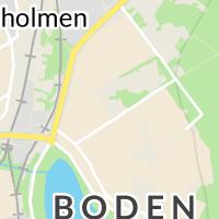 Bodens Kommun - Gammeläng, Boden