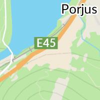 Porjus skola, Porjus