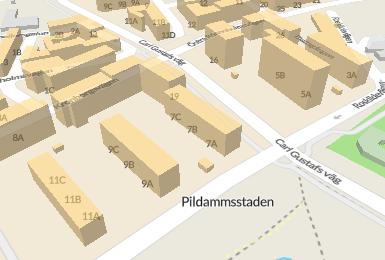 Pildammsvgen 11 Skne ln, Malm - patient-survey.net