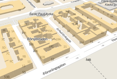Mette Rhe, S:t Pauli Kyrkogata 11, Malm | unam.net