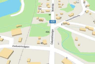 Oskarstrmsvgen 1 Hallands ln, Sennan - unam.net