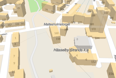 Smedshagsvgen 22 Stockholms ln, Hsselby - patient-survey.net