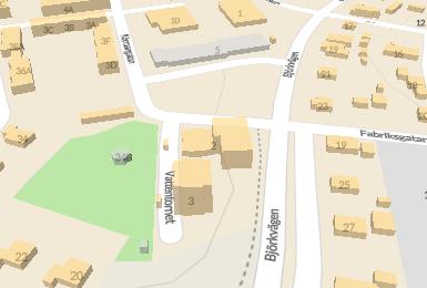 Kpmangatan 3D Uppsala ln, Gimo - omr-scanner.net