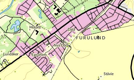 Bengt Ove Christer Rundquist, Trdgrdsgatan 3B, Furulund