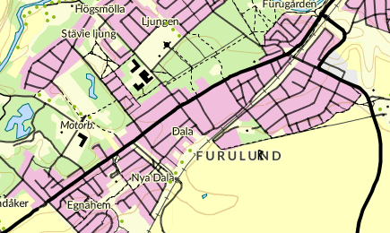 Nyinflyttade p Bantorget 1, Furulund | unam.net