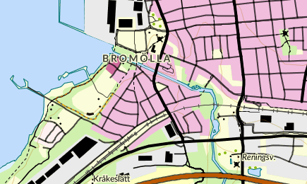 Nyinflyttade p Slttavgen, Bromlla | omr-scanner.net
