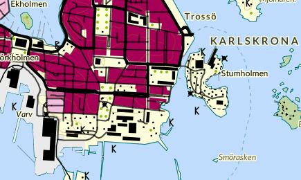Norra Smedjegatan 22 Blekinge ln, Karlskrona - satisfaction-survey.net