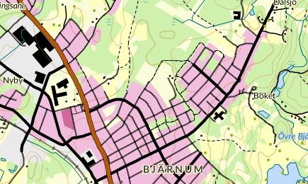 Nyinflyttade p Ekgatan 30, Bjrnum | unam.net