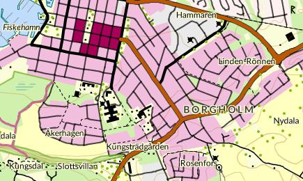 Borgholms kommun p land