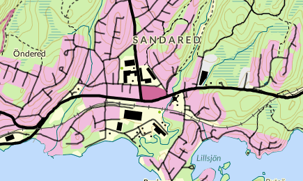 Mn i Sandared - Singel i Sverige